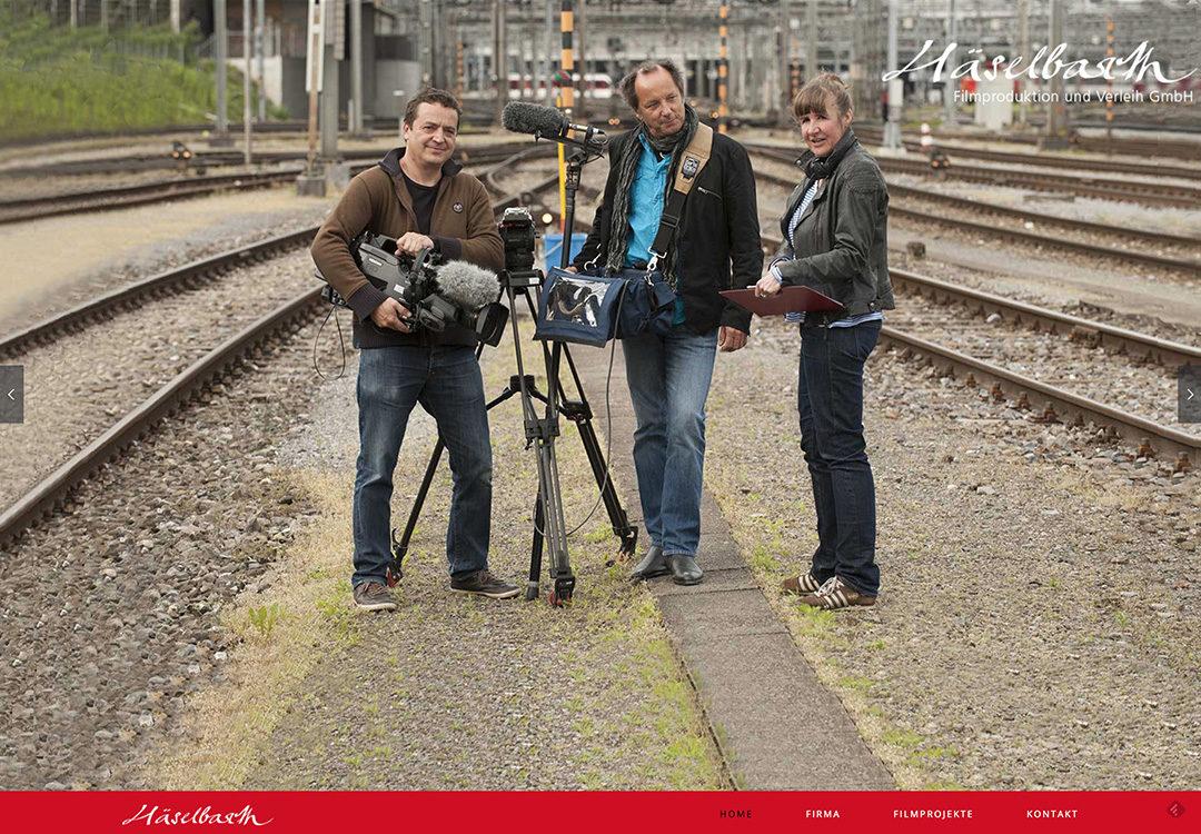 Häselbarth Filmproduktion – Website