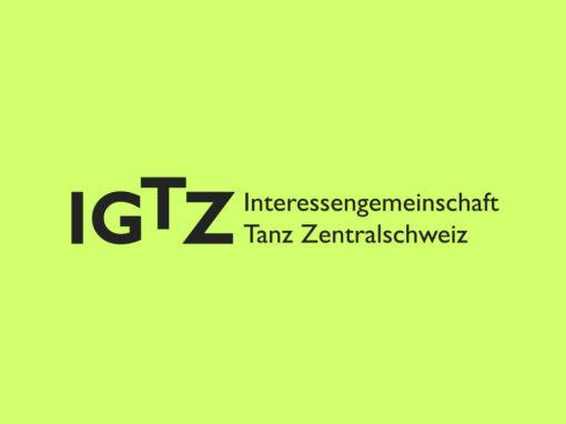 IG Tanz Zentralschweiz – Logo