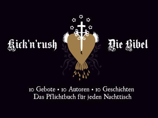 kick'n'rush – Die Bibel