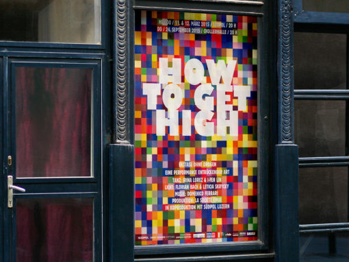 How To Get High – Plakat und Postkarte